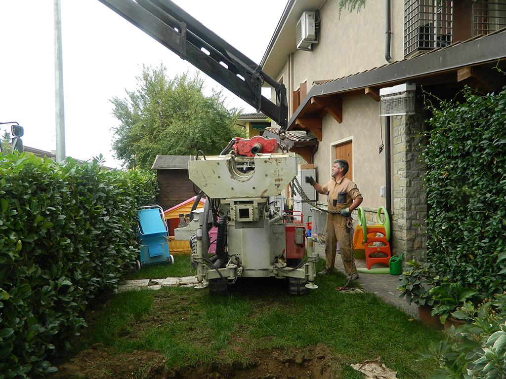 Realizzazione pozzi artesiani Mantova,Verona,BresciaTrolese Pozzi